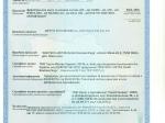 Сертификат соответствия на фурнитуру GU