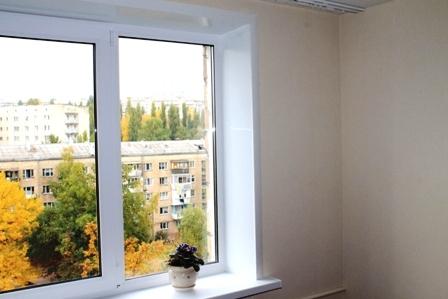 Укоси з сендвіч панелей для пластикових вікон